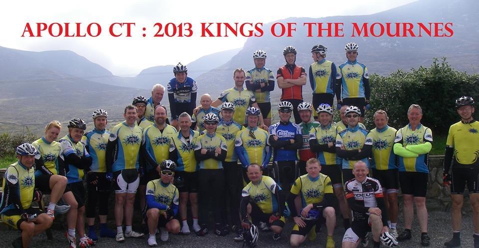 ApolloCT Charity Ride 2013