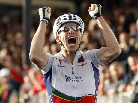 Rui Costa - World Road Race Champion 2013
