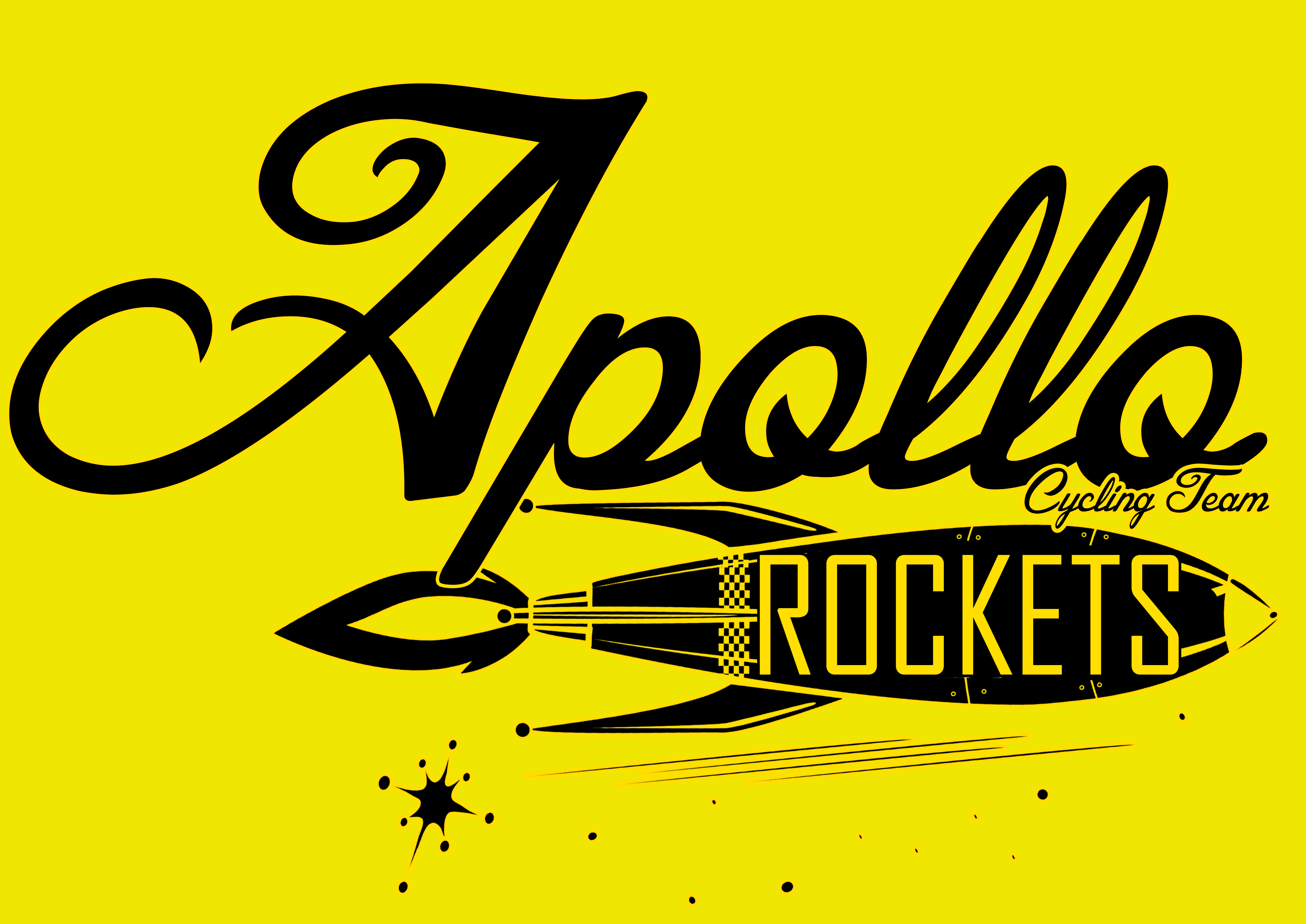 Apollo Rockets tee