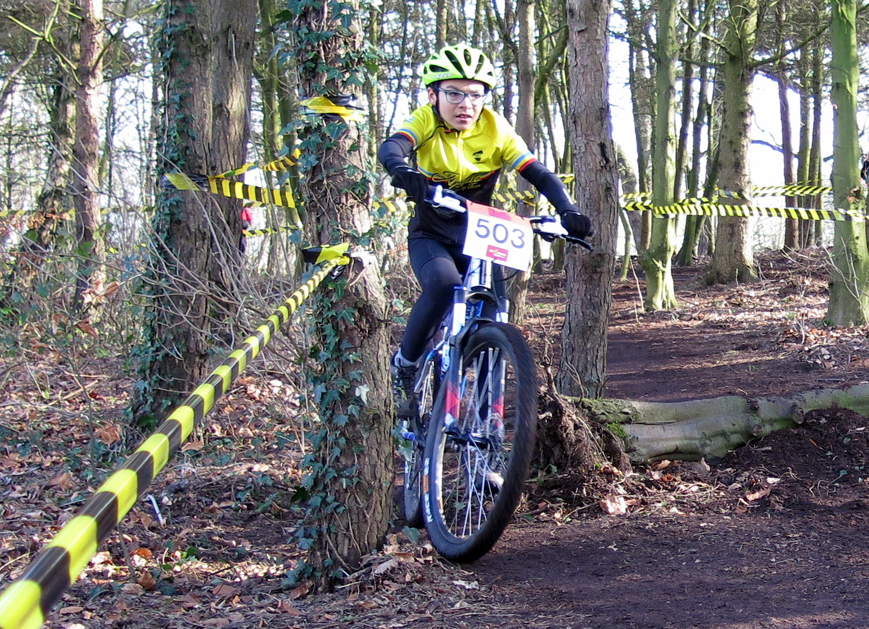 Apollo wins at Ormeau Park Spring Series